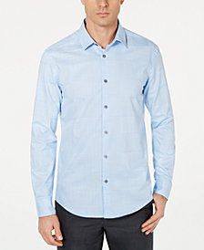 Alfani Men's Layton Fine Line Shirt, Created for Macy's