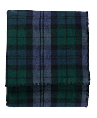 Pendleton King Eco Wise Washable Wool Blanket Blankets Throws