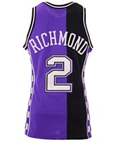 c99c838d1 Mitchell   Ness Men s Mitch Richmond Sacramento Kings Authentic Jersey