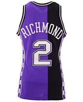 cac9ff2faf6 Mitchell   Ness Men s Mitch Richmond Sacramento Kings Authentic Jersey
