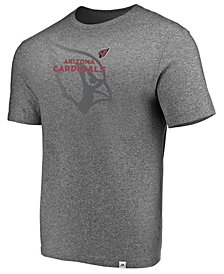 Majestic Men's Arizona Cardinals Static Fade T-Shirt