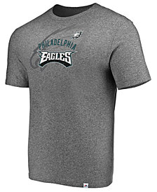 Majestic Men's Philadelphia Eagles Static Fade T-Shirt