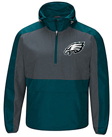 G-III Sports Men's Philadelphia Eagles Leadoff Lightweight Jacket