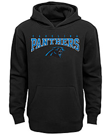Outerstuff Carolina Panthers Fleece Hoodie, Big Boys (8-20)