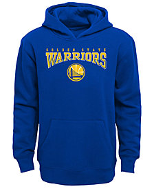 Outerstuff Golden State Warriors Fleece Hoodie, Big Boys (8-20)