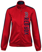 G-III Sports Women s Boston Red Sox Outfield Track Jacket 3cb83bc143