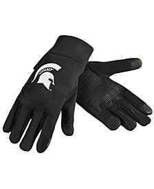 Forever Collectibles Michigan State Spartans Neoprene Texting Gloves