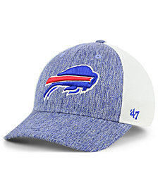'47 Brand Buffalo Bills Hazy Flex CONTENDER Stretch Fitted Cap