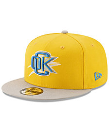 New Era Oklahoma City Thunder Light City Combo 9FIFTY Snapback Cap