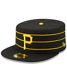 New Era Pittsburgh Pirates Pillbox 59FIFTY-FITTED Cap