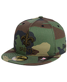 New Era New Orleans Saints Woodland Prism Pack 59FIFTY-FITTED Cap