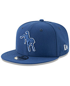 New Era Boys' Indianapolis Colts Logo Elements Collection 9FIFTY Snapback Cap