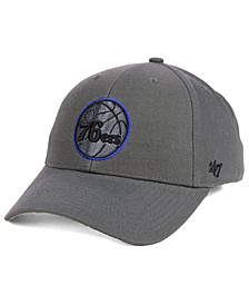 Philadelphia 76ers Charcoal Pop MVP Cap