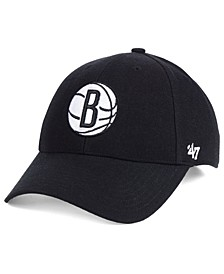 Brooklyn Nets Team Color MVP Cap