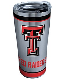 Texas Tech Red Raiders 20oz Tradition Stainless Steel Tumbler