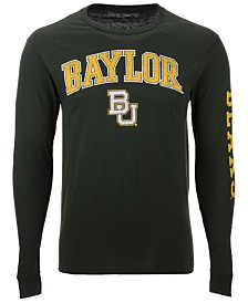 Colosseum Men's Baylor Bears Midsize Slogan Long Sleeve T-Shirt