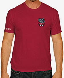 Retro Brand Men's Alabama Crimson Tide Tokyodachi T-Shirt