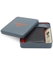 Dockers Men's Extra-Capacity Slim-Fold Wallet