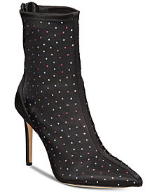 Jewel Badgley Mischka Margot Evening Booties