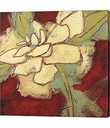 Jungle Gardenia II by Susan Davies Canvas Art