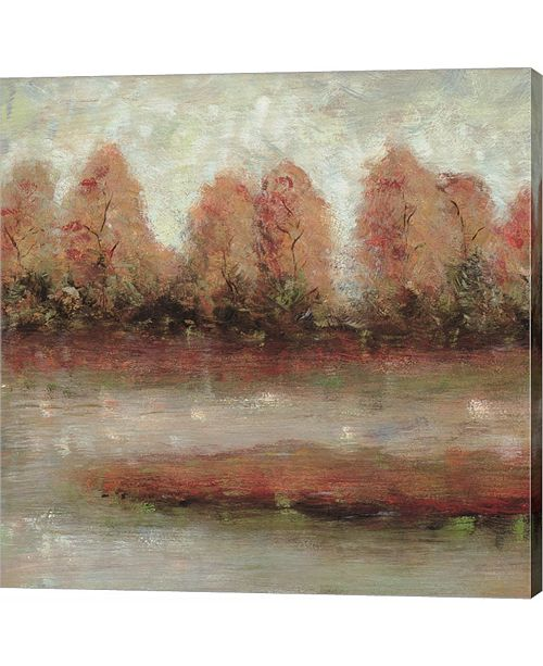 Metaverse Tamarac Shores II by Jack Roth Canvas Art
