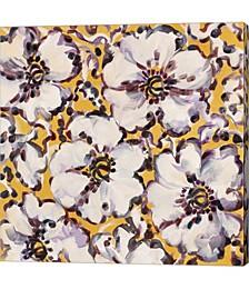 Hibiscus by Li Bo Canvas Art