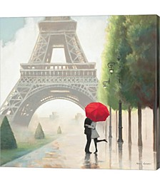 Paris Romance II by Marco Fabiano Canvas Art
