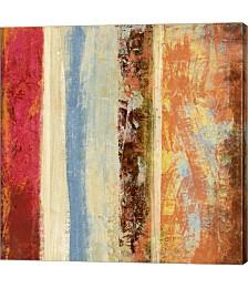 Printemps II by Alphonse Baron Canvas Art