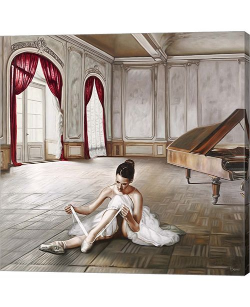 Metaverse Preparing For Dance by Pierre Benson Canvas Art