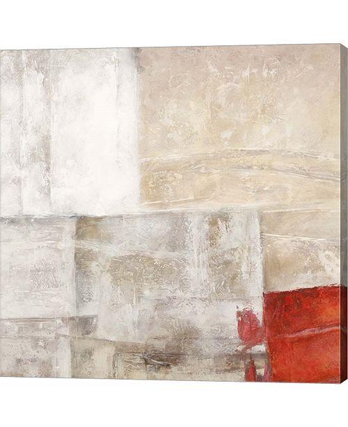 Metaverse Incontro I by Ruggero Falcone Canvas Art