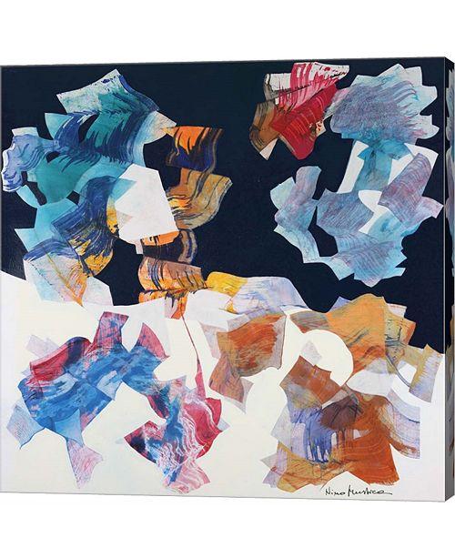 Metaverse Mercoledi 21 Gennaio 2004 by Nino Mustica Canvas Art