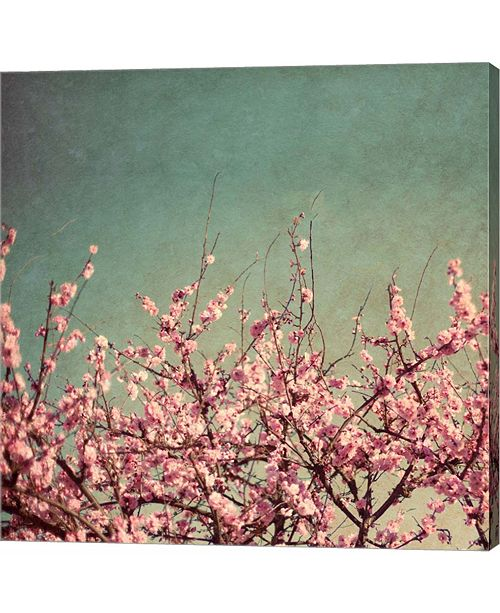 Metaverse Springtime II by Susan Bryant Canvas Art