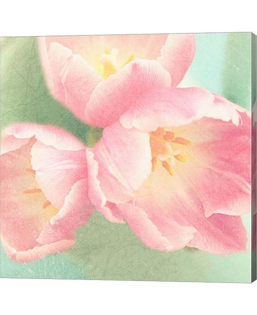 Metaverse Resplendent Blossoms I by Sarah Gardner Canvas Art