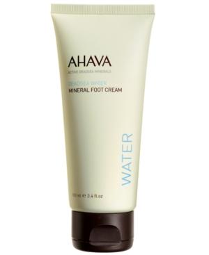Image of Ahava Mineral Foot Cream, 3.4 oz