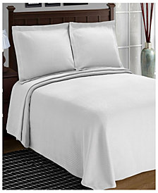 Superior Solitaire 100% Cotton Bedspread