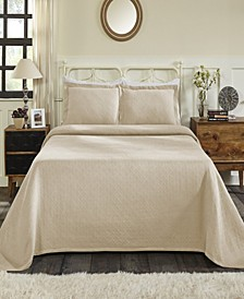 Basket King Bedspread