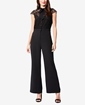 4afbfecfbba Betsey Johnson Jumpsuits   Rompers for Women - Macy s