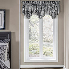 Croscill Remi Circle Window Valance