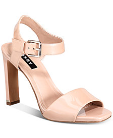 DKNY Women's Chase Dress Sandals, Created for Macy's