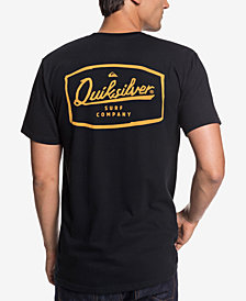 Quiksilver Men's Edgy Vibes MT0 Short Sleeve Tee