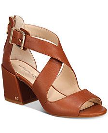 Kenneth Cole New York Women's Hannon Crisscross Sandals