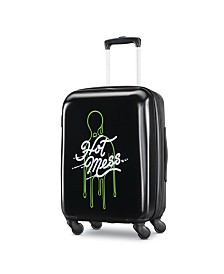 "Disney Slime 21"" Spinner Suitcase by American Tourister"