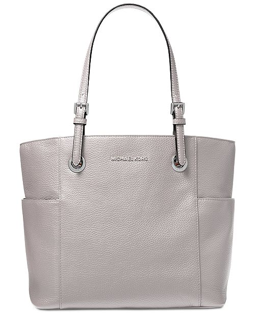 a0dc5e8334de Michael Kors Jet Set Travel East West Pebble Leather Tote & Reviews ...