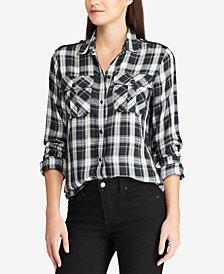 Lauren Ralph Lauren Tartan Shirt