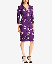 397ce8fd6b1 Lauren Ralph Lauren Dresses for Women - Macy s