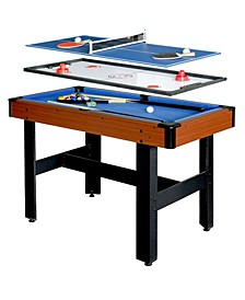 "Triad 3-in-1 48"" Multi Game Table"