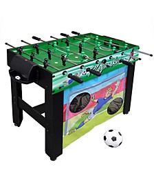 Playmaker 3-in-1 Foosball, Game Table