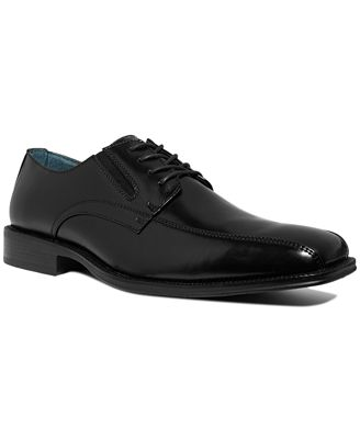 Alfani Men's Proud Bike Toe Oxfords, Only at Macy's- Extended Widths Available