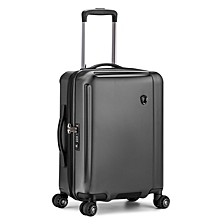"Halow 21"" Polycarbonate Spinner Suitcase"