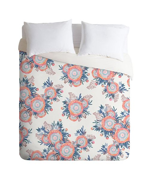 Deny Designs Iveta Abolina Morning Whispers King Duvet Set